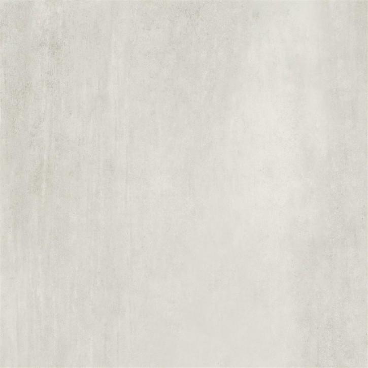 Grava 80x80cm weiß matt R10B Abr.5