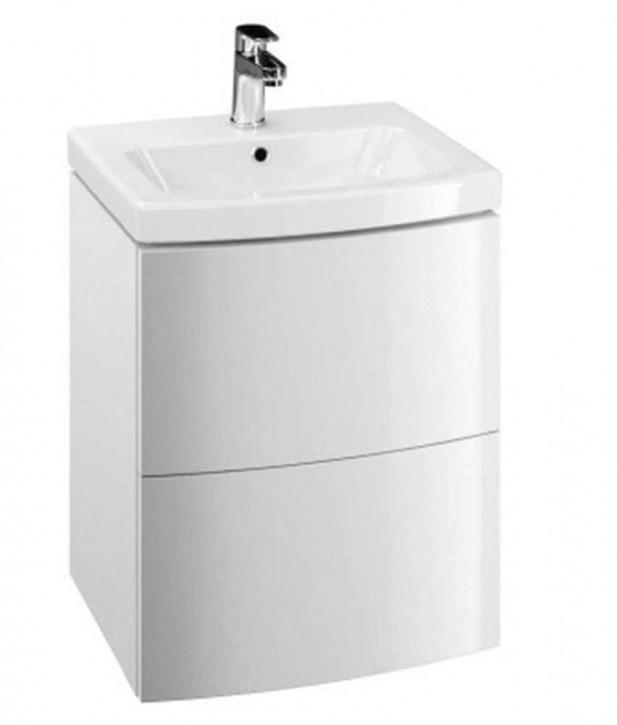 Handwaschbecken-Unterschrank Easy 55 cm