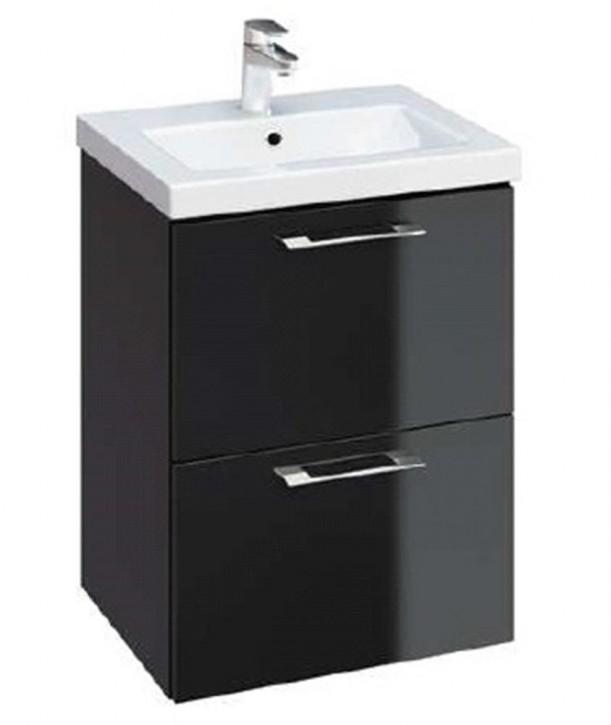Handwaschbecken-Unterschrank Galaxy 50 cm