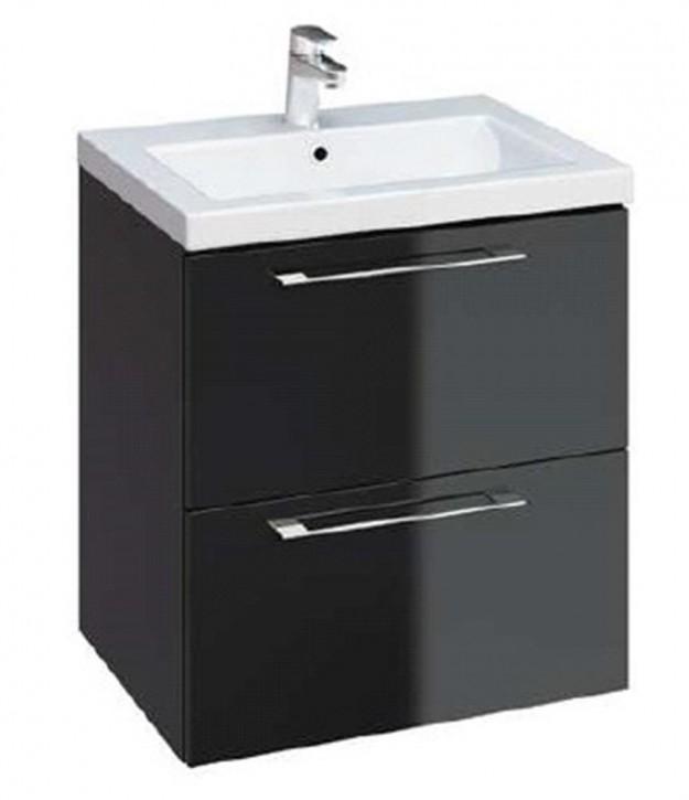 Handwaschbecken-Unterschrank Galaxy 60 cm