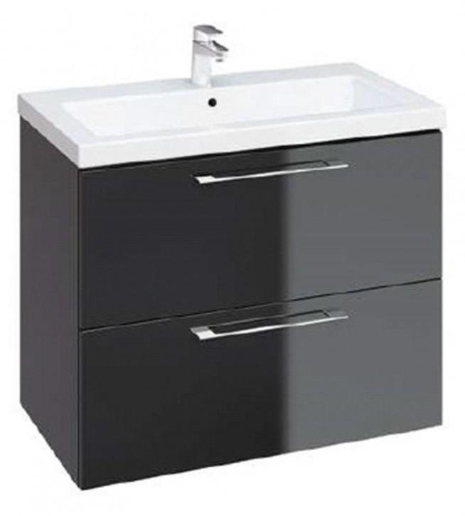 Handwaschbecken-Unterschrank Galaxy 80 cm