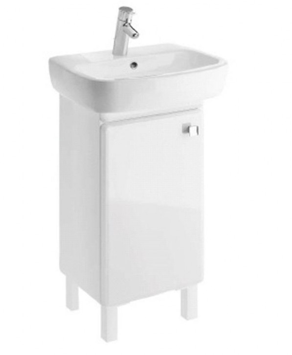 Handwaschbecken-Unterschrank Ibu 55 cm