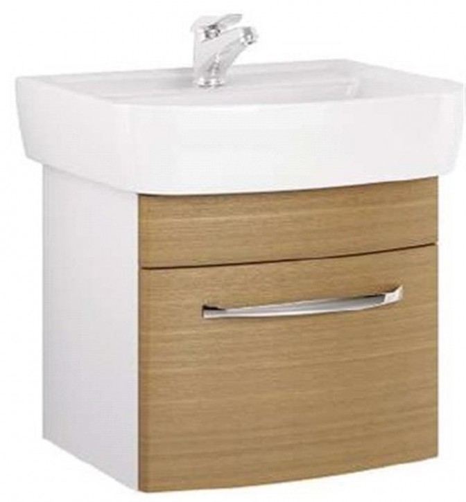 handwaschbecken unterschrank pure 50 cm fb00111. Black Bedroom Furniture Sets. Home Design Ideas
