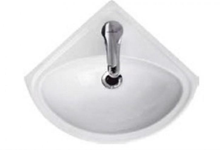 Keramik Eck-Handwaschbecken Sigma 30 cm
