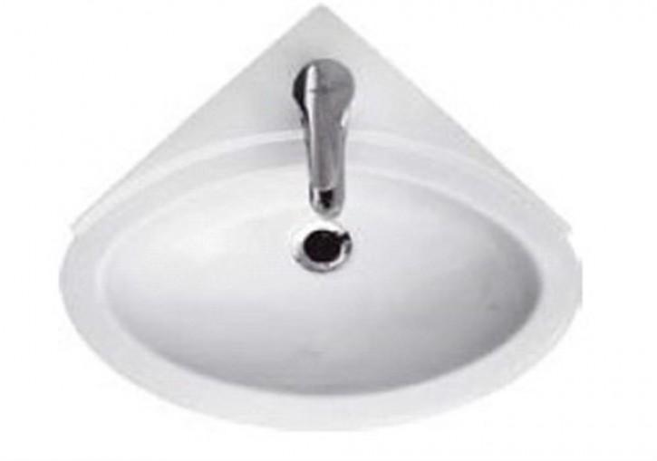 Keramik Eck-Handwaschbecken Teta 30 cm