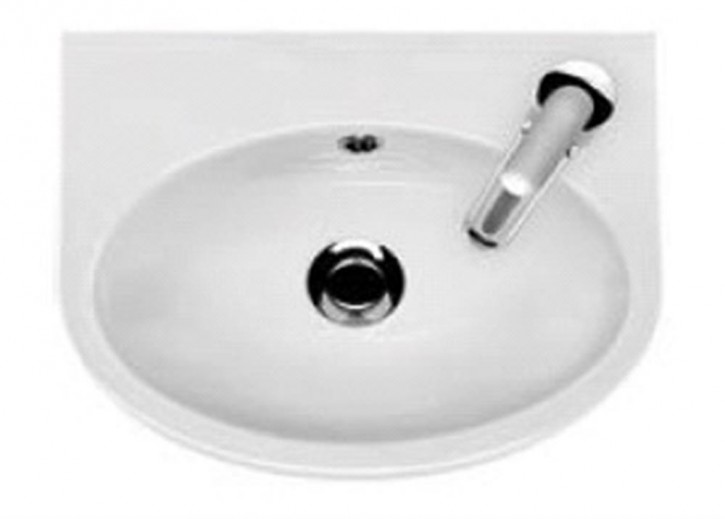 Keramik Handwaschbecken Parva 40 cm