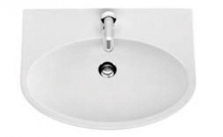 Keramik Handwaschbecken Parva 50 cm