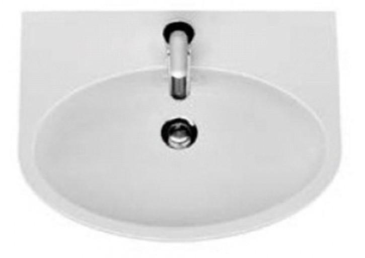 Keramik Handwaschbecken Parva 55 cm