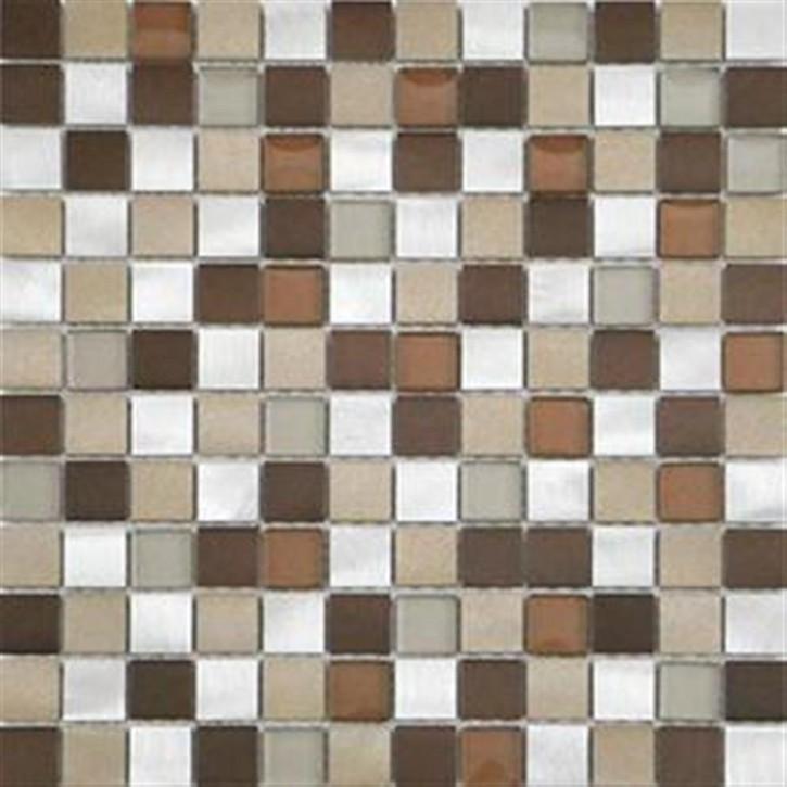 Kermos Mosaik (2,3/2,3) 30x30cm whisky