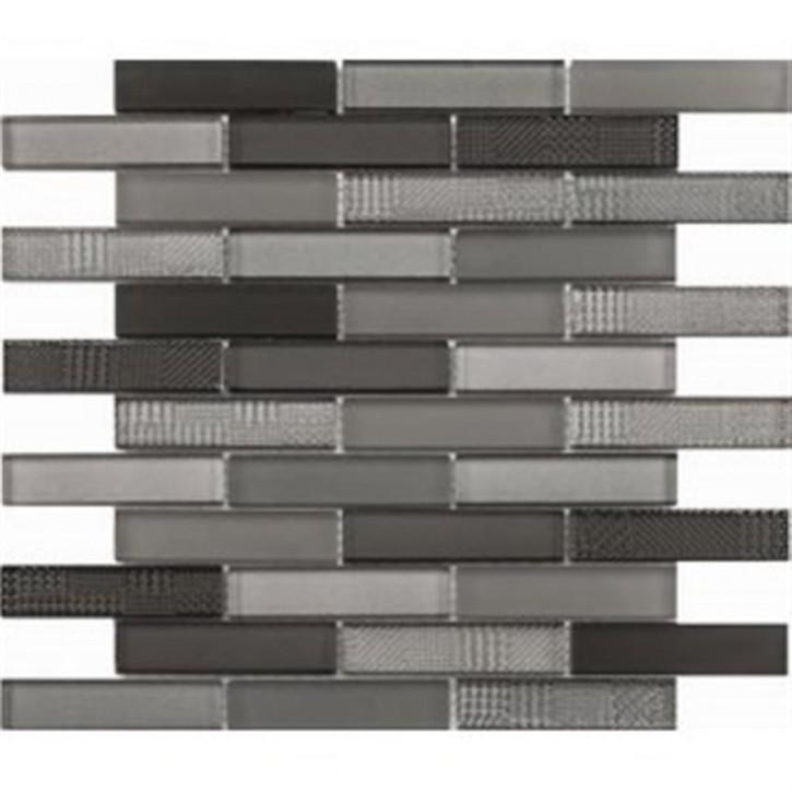Kermos Mosaik 30x30cm (2,4/9,8) taupe mix