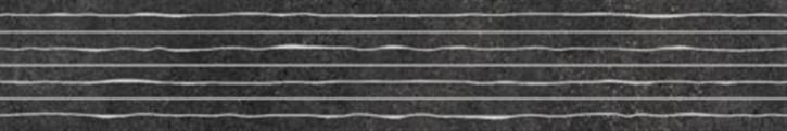 Liberty Piano schwarz Dekor 12,5x75x0,8cm