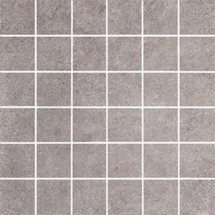 Lugano Mosaik (5/5) 30x30cm marone matt R10B Abr.4