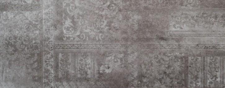Madrid Dekor 30x75cm hellgrau glzd. rekt. Abr.4