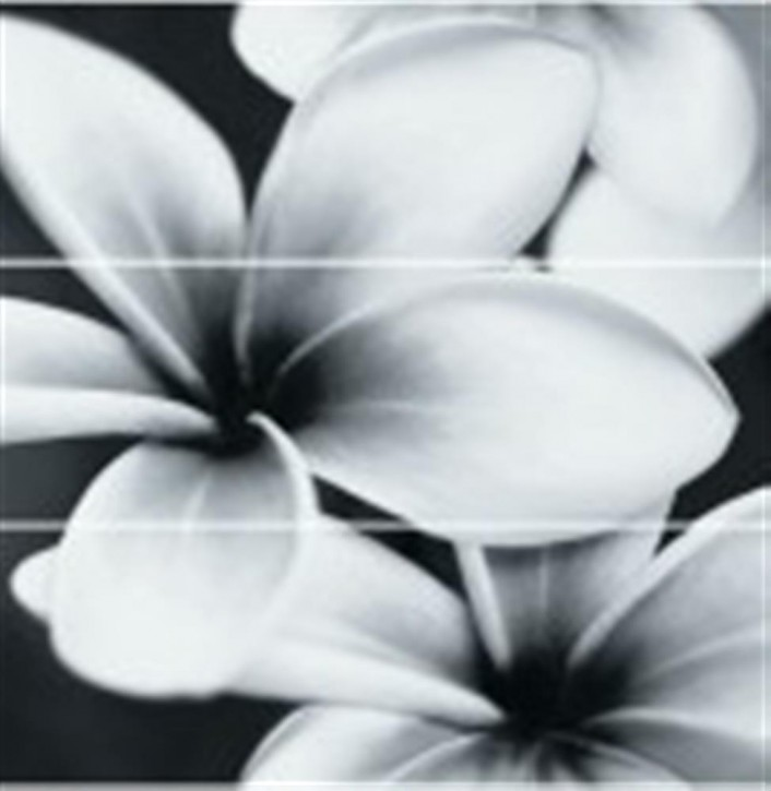 Magic Dekor 75x75cm multicolour flower
