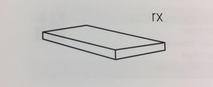 Marble Stufe 73x33cm Kvr poliert