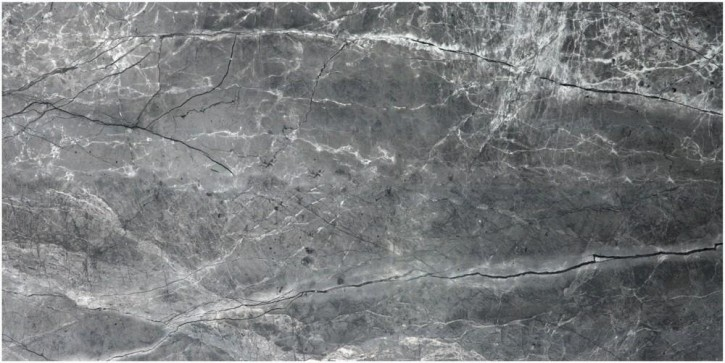 Marmol Boden 45x90cm shadow glzd. rekt. Abr.4