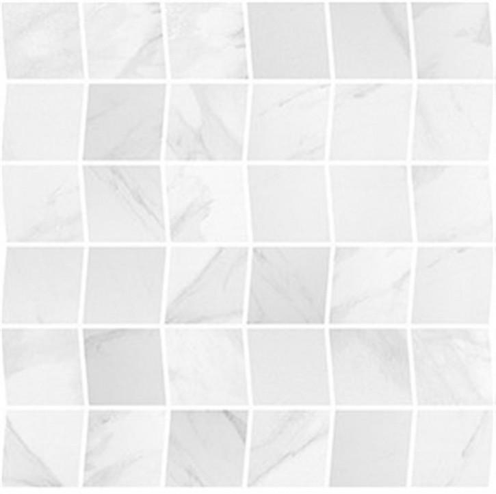 Marmor STG Mosaik 30x30cm (5x5) matt glzd.