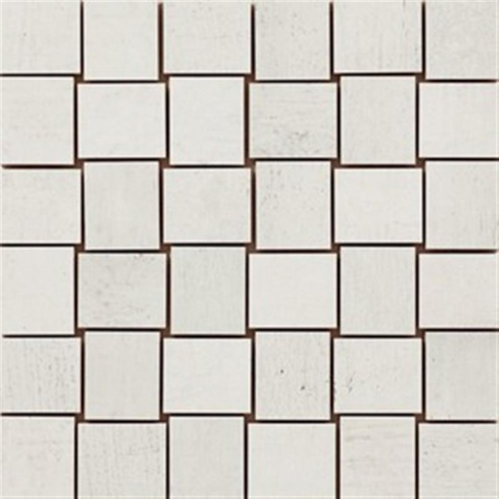 Mitte Mosaik 30x30cm (5/5) grau matt  R9  Abr.4