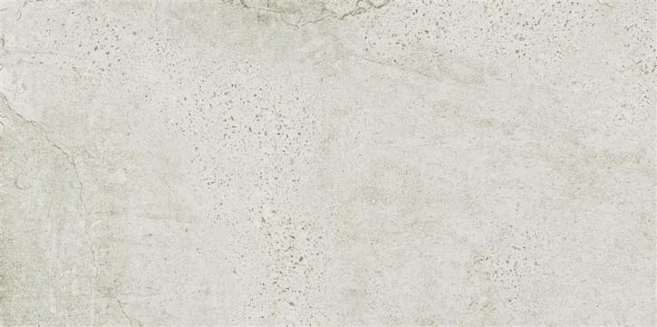 Newstone 60x120cm weiß lappato R10 Abr.5
