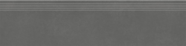 Optimum Stufe 30x60cm grafit matt R10B