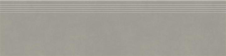 Optimum Stufe 30x60cm grau matt R10B