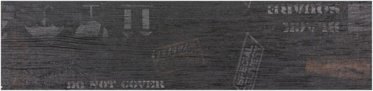 Oregon Dekor 15x60cm schwarz matt rekt. Abr.4