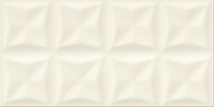 Origami Dune Wand 30x60cm vanilla glzd. strukt.