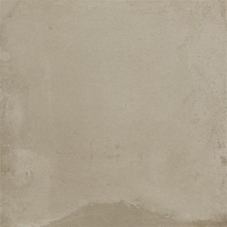 Original Boden 75x75cm beige ungl. R10 rekt.