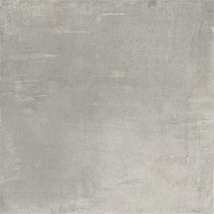 Original Boden 75x75cm grau ungl. R10 rekt.
