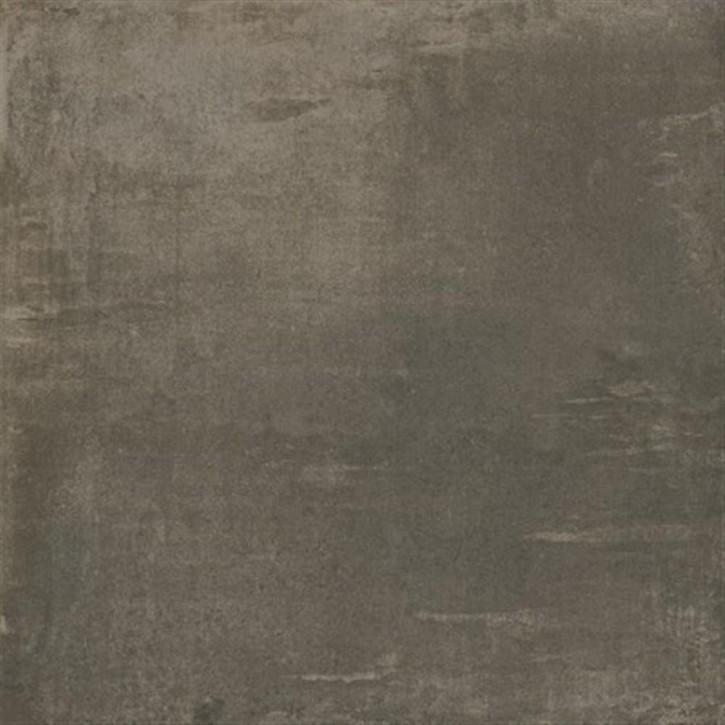 Original Boden 75x75cm mud ungl. R10 rekt.