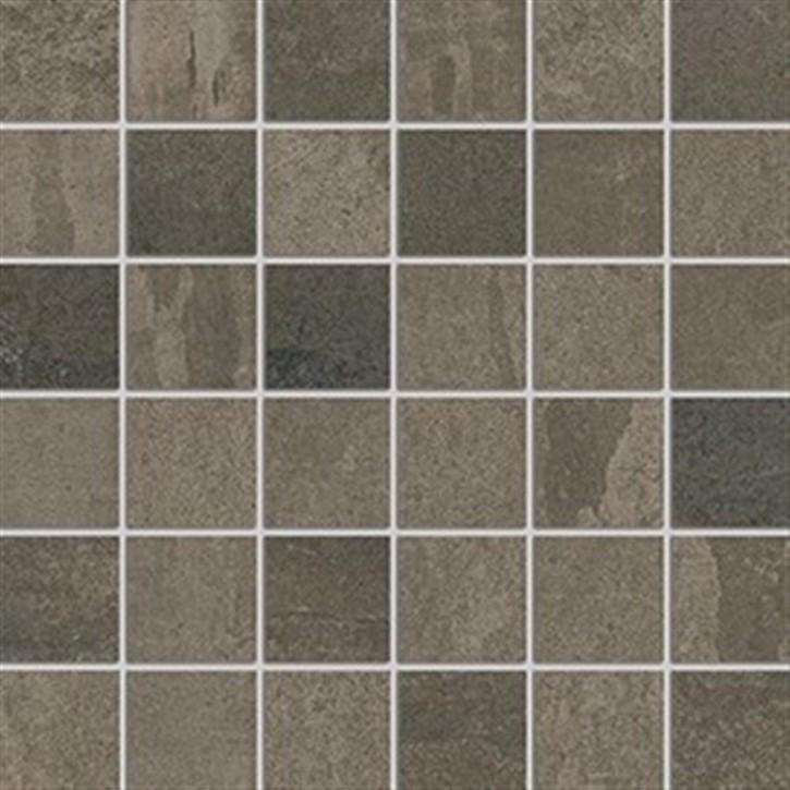 Original Mosaik(5/5) 30x30cm mud ungl. R10B