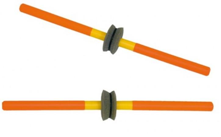 PCI Apogel Dübel 1 Stück Farbe orange-grau-gelb