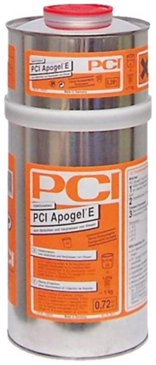 PCI Apogel E Farbe transpar. 4 x 1 KG