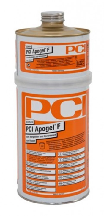 PCI Apogel F Farbe transpar. 4 x 1 kg Karton