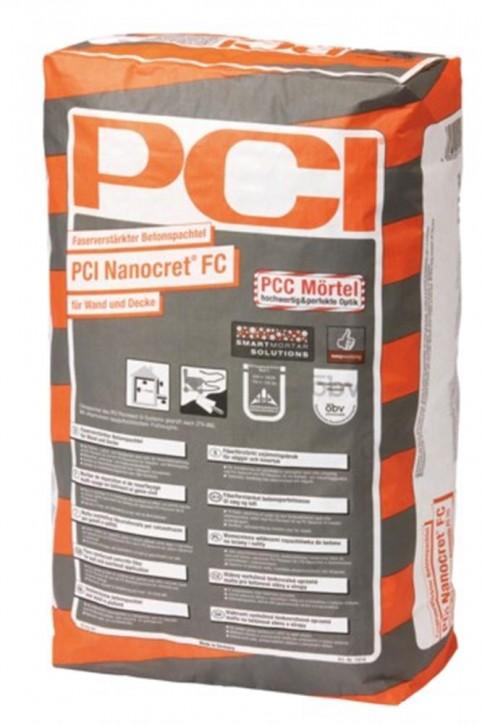 PCI Nanocret FC 25,00 kg Sack Farbe grau