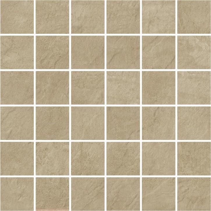 Pietra Mosaik 30x30cm beige R10 Abr.4