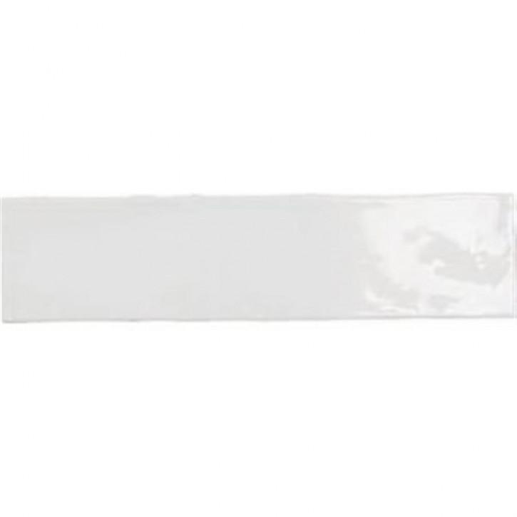 Poitiers Bricks 7,5x30cm weiß glänzend