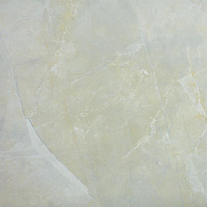 Premium Boden 60x60cm ivory glzd. rekt.