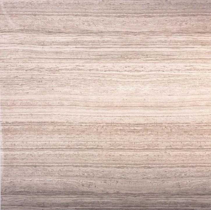 Premium Boden 80x80cm grau gestreift glzd. rekt. Abr.4