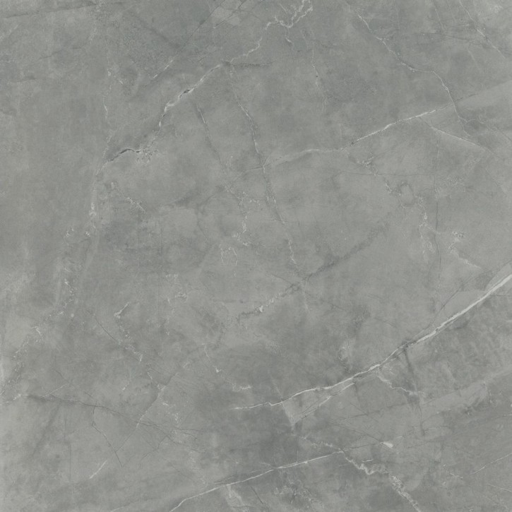 Premium Boden 80x80cm grau glzd. rekt.