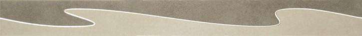 Quast Bordüre 6x60cm beige/braun
