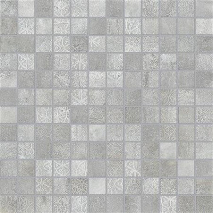 Ronda Mosaik zement-mix 2,5x2,5x0,65