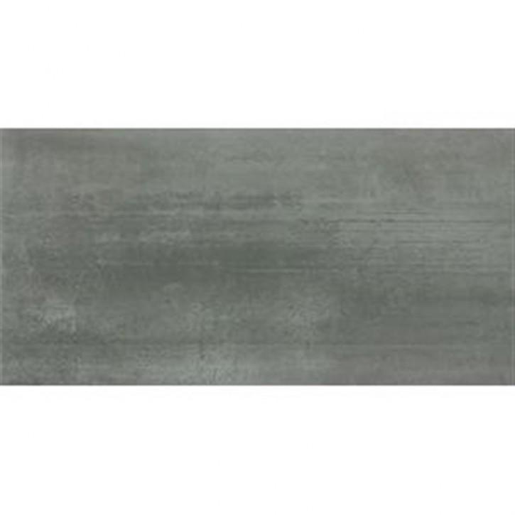 Rush Wand 30x60cm dark grey rekt.