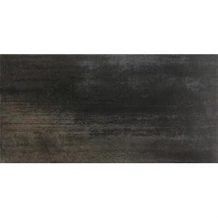 Rush Wand 30x60cm schwarz rekt.