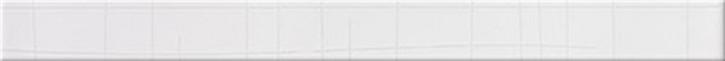 Sketch Bordüre 40x3,4cm weiß