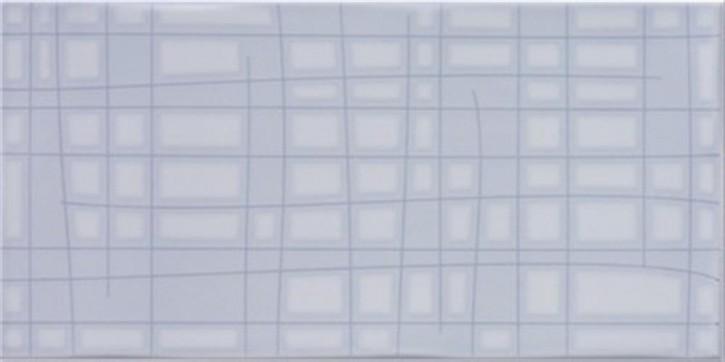 Sketch Dekor 20x40cm scratches himmelblau