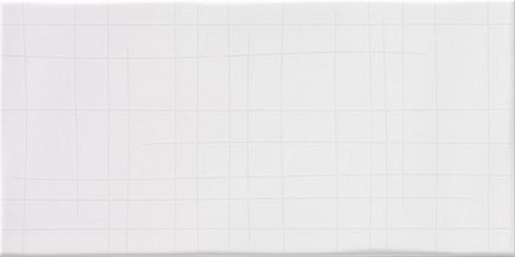 Sketch Dekor 20x40cm scratches weiß