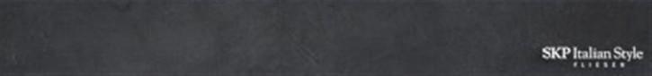 SKP Solo antracite Sockel 6,9x59,6