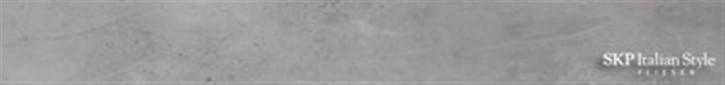 SKP Solo grigio Sockel 6,9x59,6