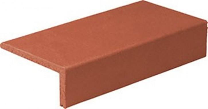 Spaltplatte Schenkel 11 5x24cm rot ungl R11B FS